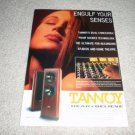 Tannoy D-700 Speaker Ad from 1996, Rare!