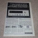 Scott 340 Tube Receiver Ad, 1964,Article,Specs,380,345