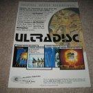 MFSL Ultradisc Ad from 1989, Jefforson Airplane,Beach B
