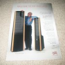 Martin Logan Aerius i,reQUEST ESL Ad from 1996