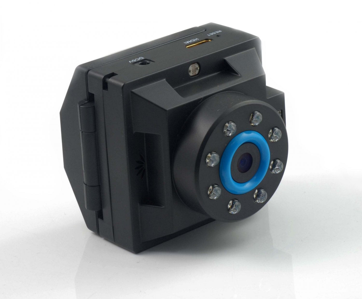 Motion Detection HD Car DVR Video Recorder and Player with 2.4 inches LCD Screen and Night Vision