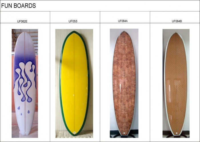 Surfboard**Custom funboard Excellent Wholesale Prices**