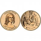 09 1ST SPOUSE-SARAH POLK 1 & 5/16&quot; BRONZE MEDAL~X55