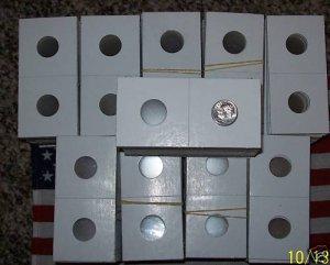 2x2 Coin Holder 2000-Cardboard Mylar UR CHOICE Supplies