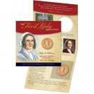 Abigail Fillmore First Spouse Bronze Coin Collection