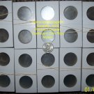 2x2 COIN HOLDER 1000-Cardboard Mylar Flips (ASSORTED)