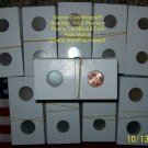 New Coin Holder 1000 2x2 09 MYLAR FLIPS (CENT PENNY LP)