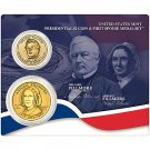 2010 Fillmore One $ Dollar Coin+First Spouse Medal Set