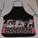 Stylish Edgy Apron ~Protect your clothing with style