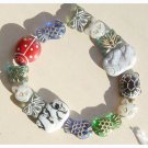 Animal Beads Turtle Cat Butterfly Elephant Fish Ladybugs Critters