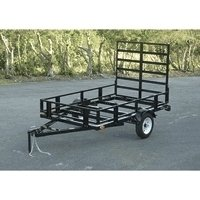 NEW GOLFCART GOLF CART UTILITY ATV QUAD TRAILER 5'x8'
