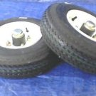 "8"" Spare Tire & Rim for Utility Trailer"