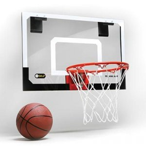 NEW Mini Basketball Backboard Hoop & Ball Over The Door