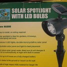 NEW! SOLAR SPOT LIGHT w/ LED BULBS! Driveways Landscape