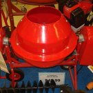 New 1 1/4 CU FT CEMENT CONCRETE STUCCO MIXER 1/4 HP
