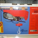 NEW 440 LB ELECTRIC HOIST & REMOTE UL LISTED WINCH NICE