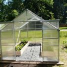 NEW 8 x 10 GREENHOUSE Polycarbonate Panels! GREEN HOUSE