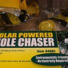 NEW! SOLAR MOLE CHASER! For moles, gophers & More!