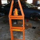 12 TON A-FRAME HYDRAULIC HEAVY DUTY FLOOR SHOP PRESS **
