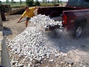 Loadhandler Load Handler LH 3000  PickUp Truck Unloader