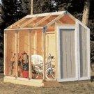 FAST FRAMER for Gable Roof Framing Shed Building Kit