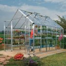 Poly-Tex Snap & Grow 8' x 16' Polycarbonate Greenhouse