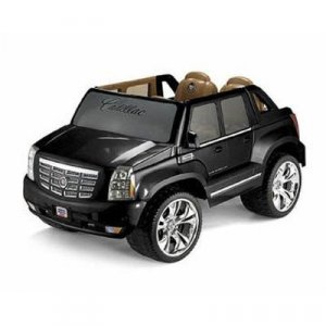 NEW!! Fisher Price Cadillac Escalade Power Wheels Truck