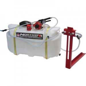NorthStar ATV Sprayer with Boom-less Spray System � 26 Gallon, 5.5 GPM, 12 Volt