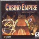 Hoyle CASINO EMPIRE 2002 Sierra PC CD Game