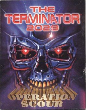 The Terminator 2029 OPERATION SCOUR 1993 Bethesda Game