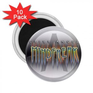 Criss Angel Mindfreak 10 pack of 2.25 inch Magnets 26984939