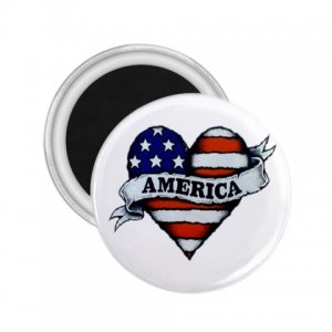 COUNTRY AMERICAN  2.25 inch Magnet Locker Refrigerator 27008592