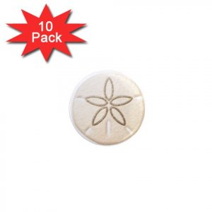 SANDDOLLAR Magnets 10 pack of 1 inch button magnets decoration 27280607