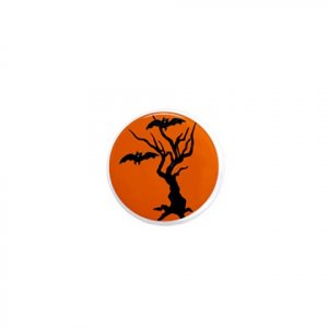 SINGLE Halloween Magnet 1 inch button Locker magnets