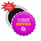 DIVA Design 10 pack of 2.25 inch Magnets Locker Party favors 29364422