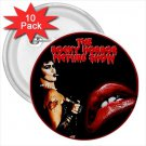 Rocky Horror Picture Show 10 pack of 3 inch pinback buttons backpack pins 71829268
