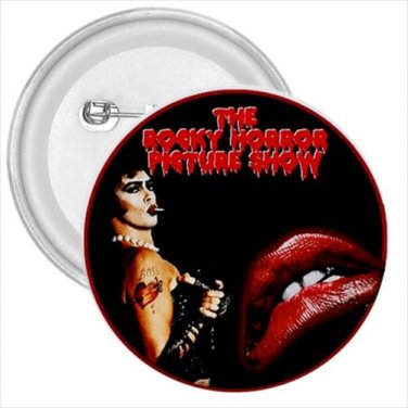 Rocky Horror Picture Show 3 inch pinback button backpack pin 26994620