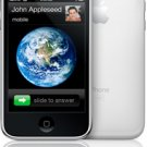 JAILBROKEN/UNLOCKABLE WHITE APPLE IPHONE 3GS 32GB on iOS 4.1 + GAMES/APPS