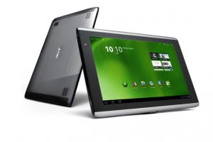 """MINT ROOTED ACER ICONIA 16GB + 32GB SD A500 10.1"""" DUAL 2 CORE TRANSFORMER PRIME TABLET IPAD PC"""