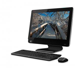 "NEW HP PAVILION OMNI 220 21.5"" ELITE HPE-H8/H8XT CORE i7 QUAD ALL-IN-ONE AIO PC"