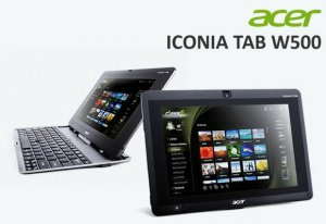 ACER ICONIA 64GB W500/W500P WINDOWS 7/8 SLATE TABLET IPAD LAPTOP ULTRABOOK SURFACE TAB