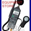 4 in 1 Multi Environment Tester Light Wind Sound Temp RH meter.  FREE Shipping