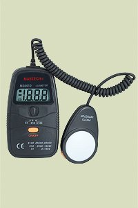 MASTECH MS6610 DIGITAL LUX METER LIGHT METER 0-50000LUX   FREE Shipping