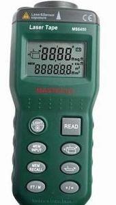 MS6450 Laser guide Ultrasonic Range Finder 15m   FREE Shipping