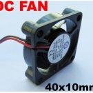 DC Cooling Fan 9 Blade 5V, 12V or 24V 40mm x40mmx10mm -  FREE shipping