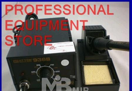 ATTEN AT936B Soldering Station with Solder Iron. Temperature control