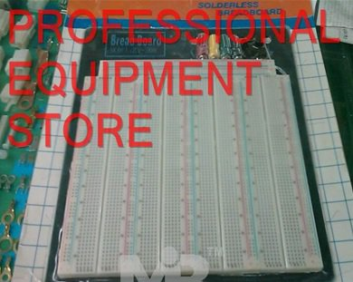 Solderless Breadboard + Free 70 Flexible Cable Wires
