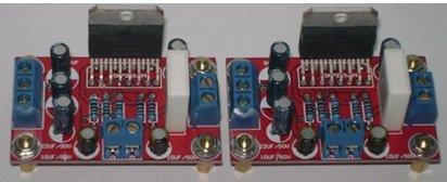 TDA7293 Stereo Amplifier Soldered Kit Board 85W+85W AMP