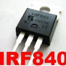 5 pcs IRF840 IRF 840 N-Channel Power Mosfet 500v TO-220
