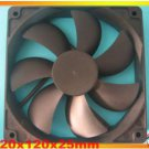 DC Cooling Fan 7 Blade 5V 12V 24V 120mm x 120 mm x25mm